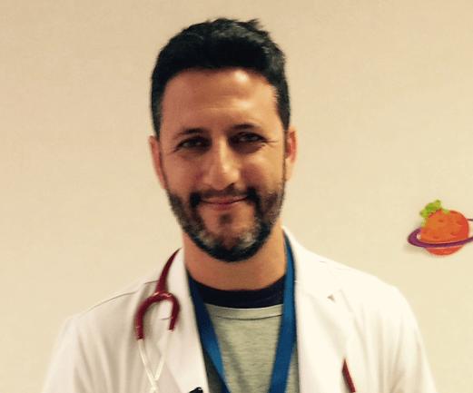 Dr David Moreno