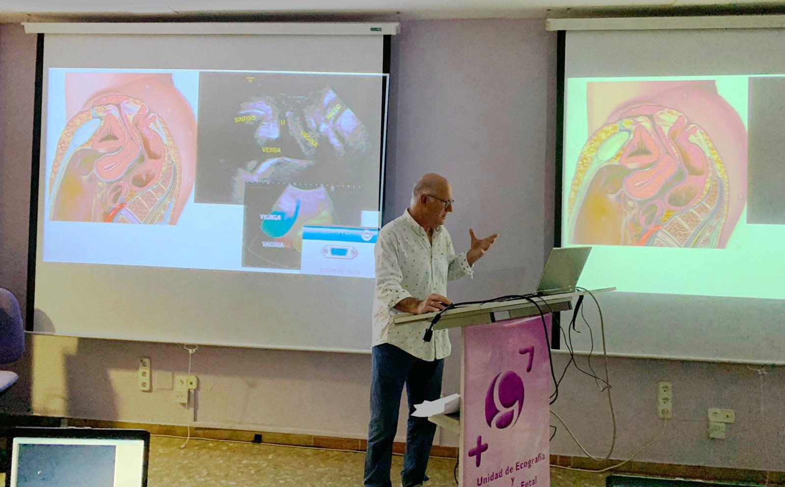 curso ecografia 4d y 5d en Málaga